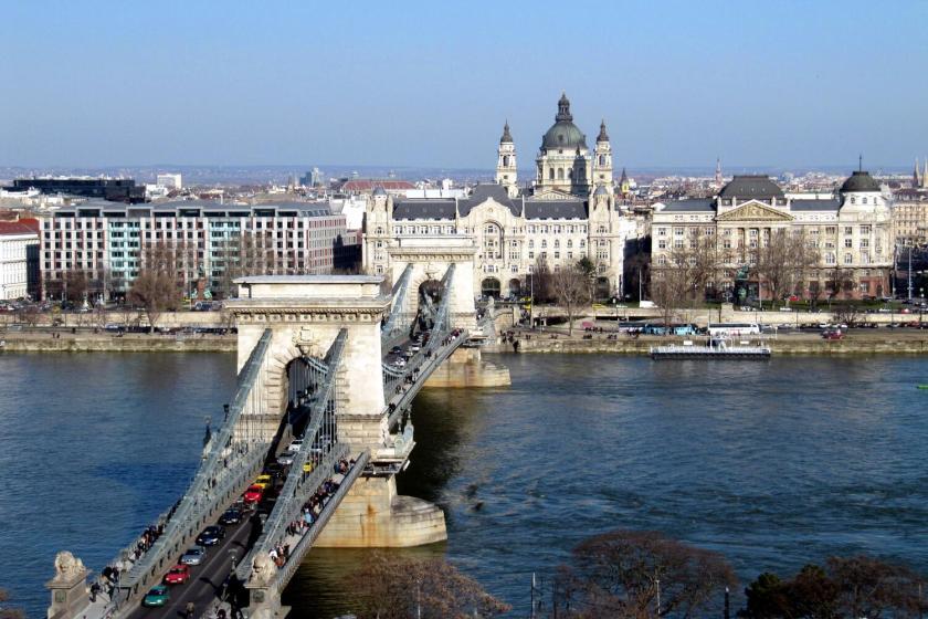 Kettingbrug in Boedapest