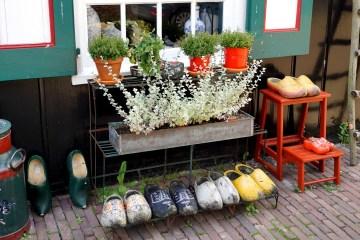 Toerist in eigen land Volendam en Marken