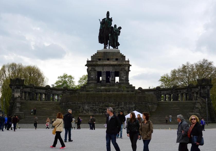 Weekendje in Koblenz