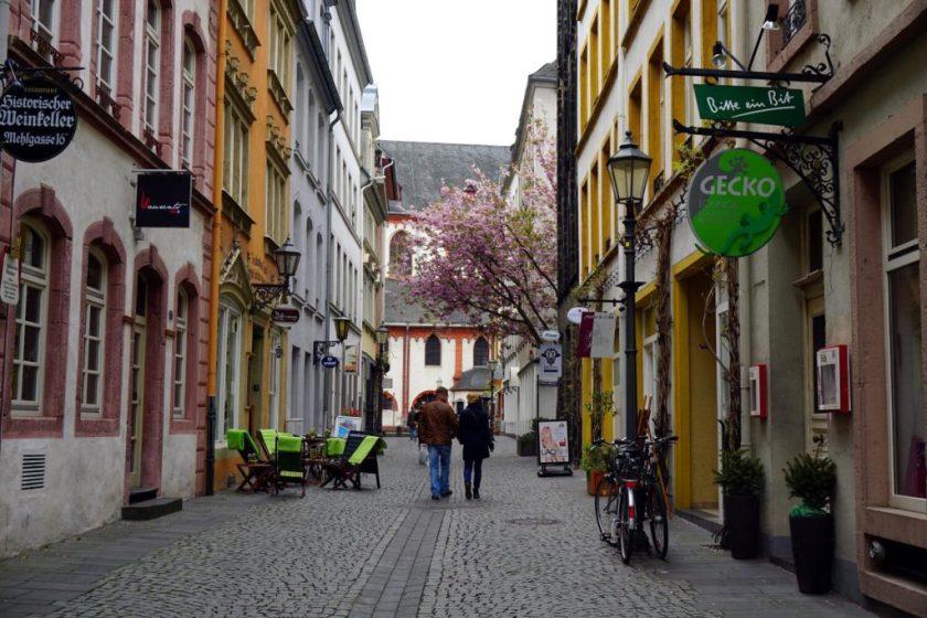 Weekendje weg in Koblenz