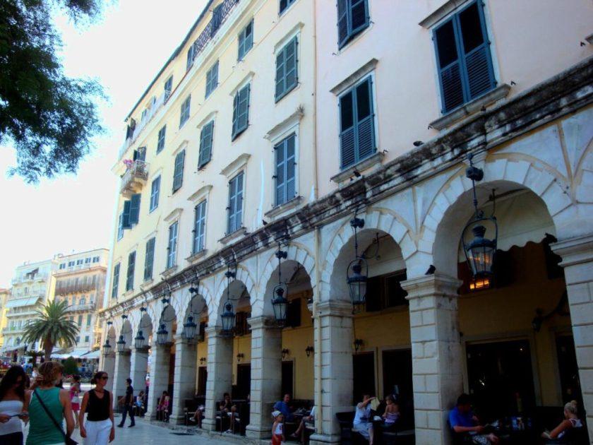 Corfu Stad Kerkyra