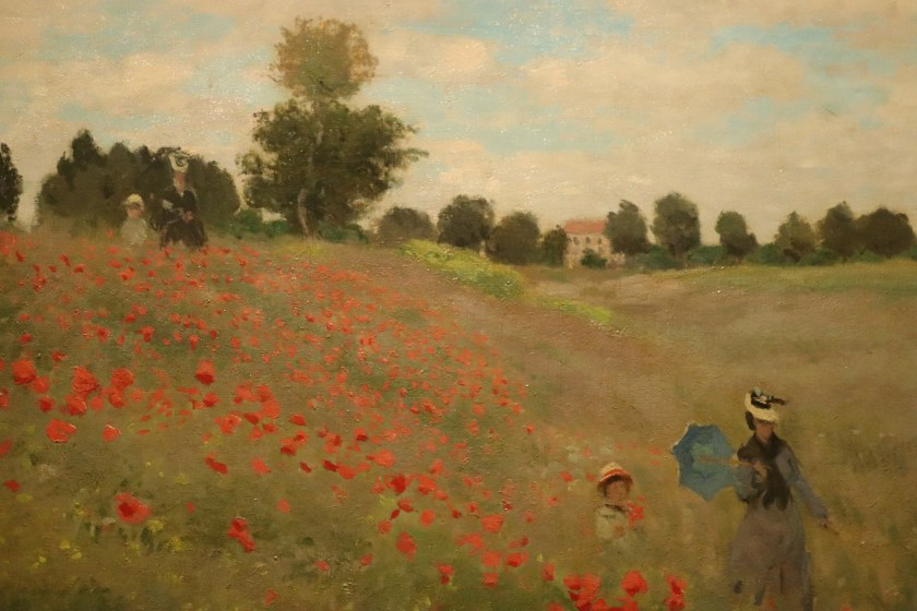 Monet Musee d'Orsay