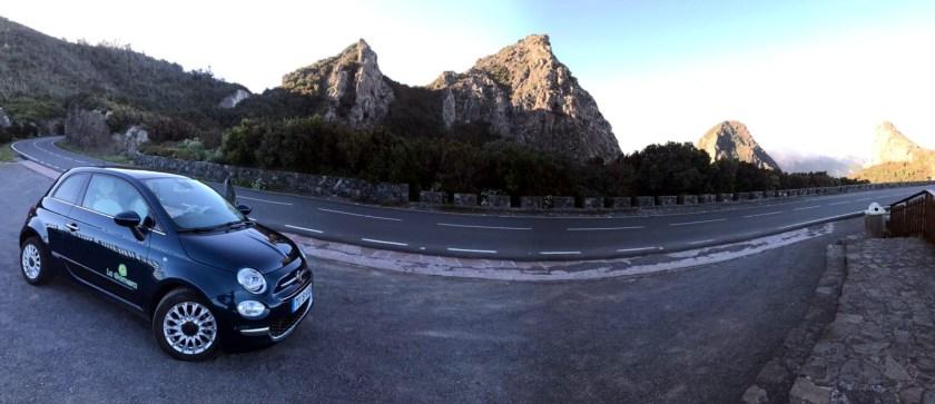 auto huren op La Gomera