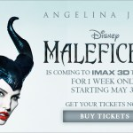 FLASH GIVEAWAY – Win 2 Tickets to Maleficent: The IMAX 3D Experience®