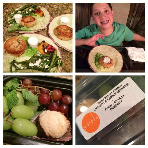 Paleta Family Dinner