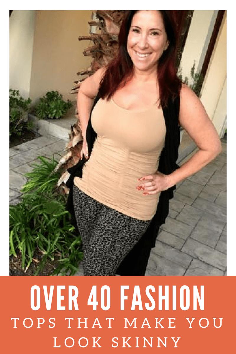 40 Plus, Fashion
