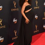 Mama-To-Be Kerry Washington Glows at The 2016 Emmy Awards: Fab Hair & Makeup Created with Neutrogena Products