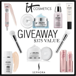 GIVEAWAY: IT Cosmetics Launches at Sephora (3 Winners; $375 Value)