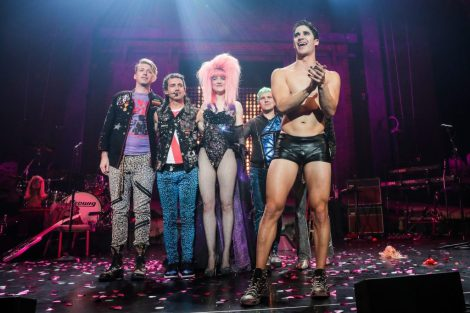 'Hedwig and the Angry Inch' Opening Night, Pantages Theatre, Los Angeles, America