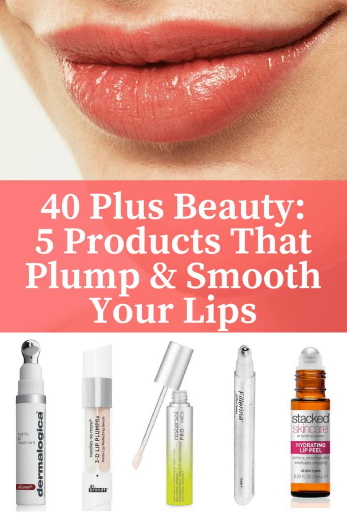40 Plus Beauty, Skincare, Lips