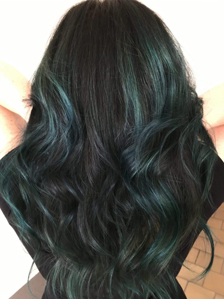 40 Plus Beauty, mermaid hair