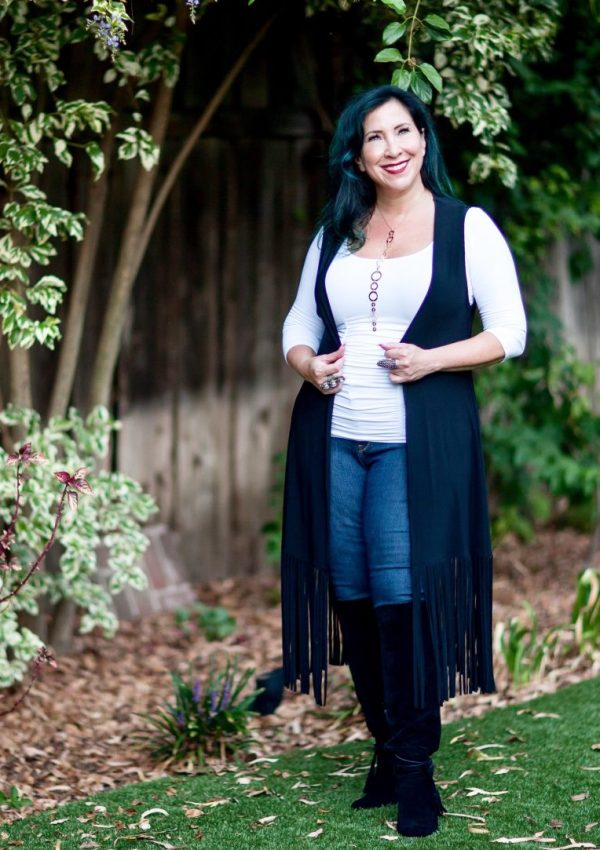 Now that Fall is in full swing, I don't want to say goodbye to my favorite summer fashions. Here's how to transition your favorite warm weather clothes for Fall
