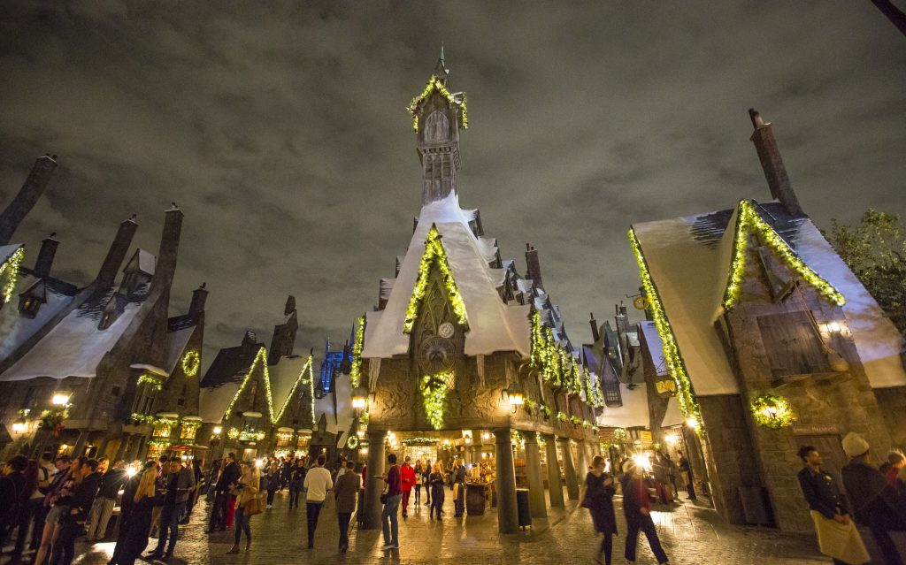 If you are looking for something fun & festive to do with the family this Holiday Season, Universal Studios Hollywood has lots of merriment to be discovered & enjoyed