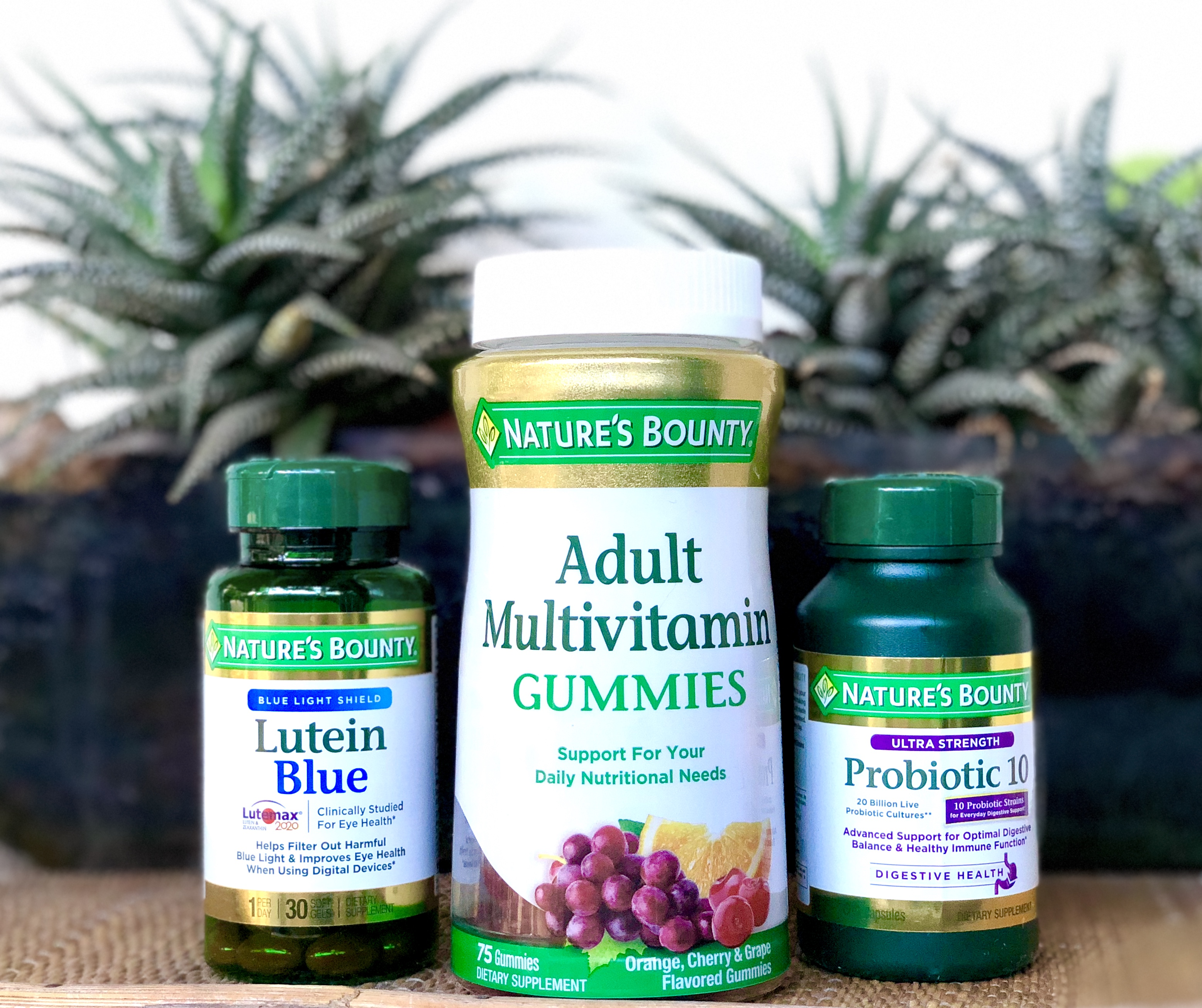 I am excited to partner with Nature's Bounty on this informative women's health post to share some of my favorite wellness tips to help women over 40 feel healthy and vibrant.