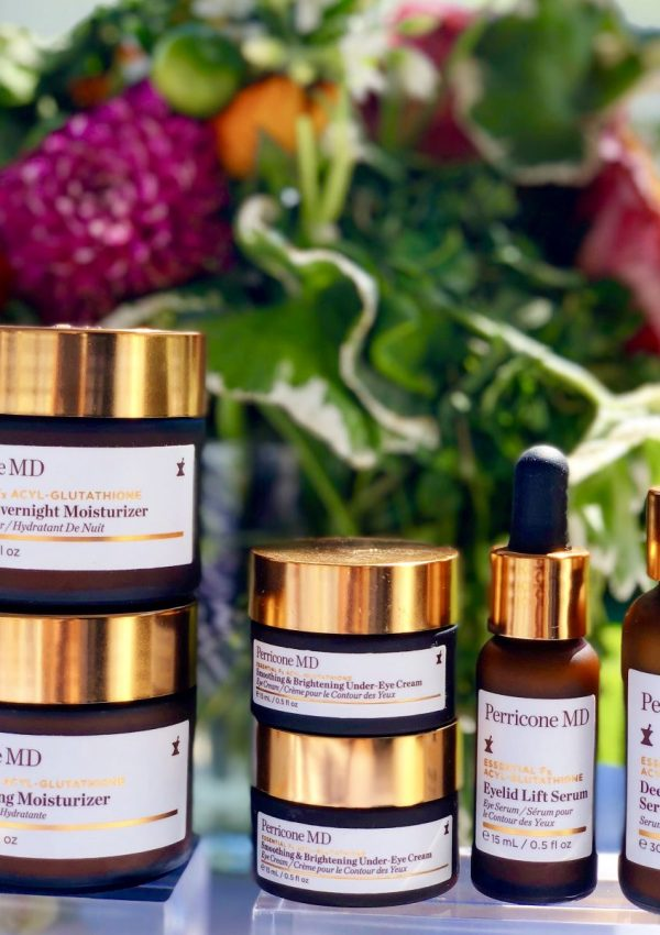 Perricone's groundbreaking Essential Fx skincare line targets and diminishes wrinkles like no other anti-aging products that I have tried before.