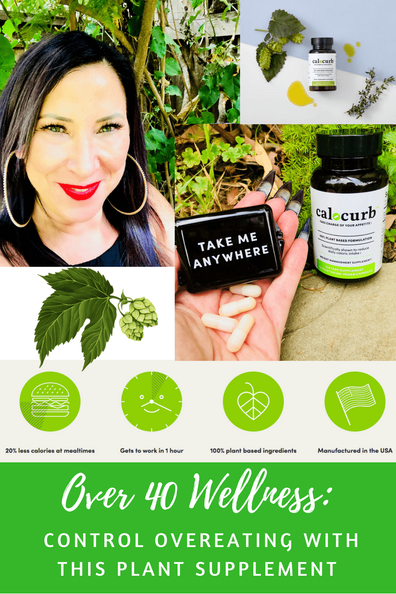 After age 40, maintaining a healthy weight becomes much harder. Calocurb is a 100% plant-based wellness supplement that helps you reduce your caloric intake & manage your weight.