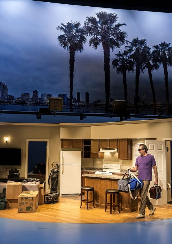 Linda Vista is a humorous and painfully honest new play about a man in the the throes of a midlife crisis now playing at the Mark Taper Forum in Los Angeles