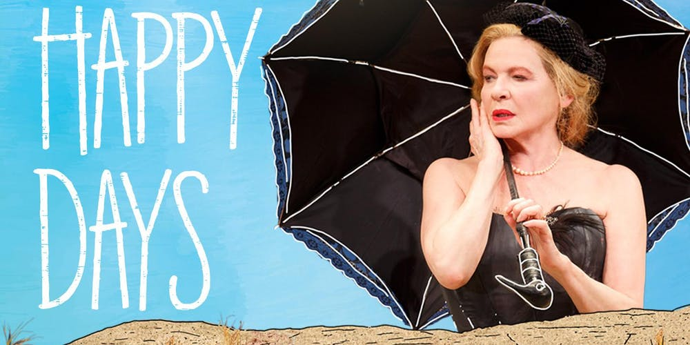 Dianne Wiest shows off her stellar acting chops in 'Happy Days' at the Mark Taper Forum now playing through June 30, 2019