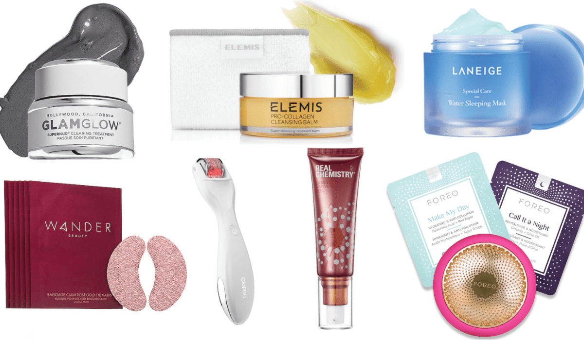 10 Skincare Products to Give Yourself a Professional Facial at Home