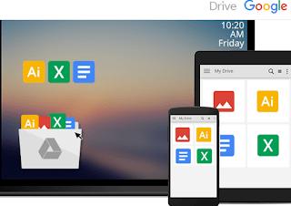 اوروبا سيتو  جوجل درايف google Drive