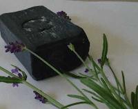 mélytisztító ,fekete szappan