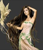 A madár és a lány