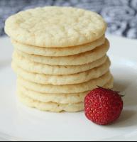 Keksz vegán ,kétféle alapanyagból