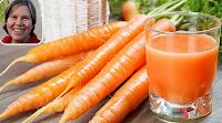 Hihetetlen ,de igaz :napi 1 liter sárgarépalé 8 hónapon keresztűl, képes a rákossejteket eltüntetni.