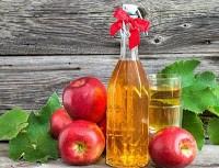 Az almaecet gyógyító vegyületekből áll