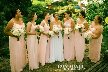 20 - Bridesmaids at Park