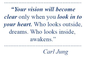 Your vision wil become clear