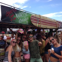 Boomerang Social Reggae Bar at Solar