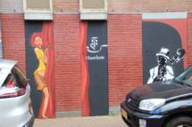Spray Art Gemeente HRLM Jazz3