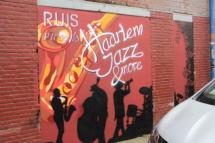 Spray Art Gemeente HRLM Jazz4