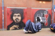 Spray Art Gemeente HRLM Jazz9