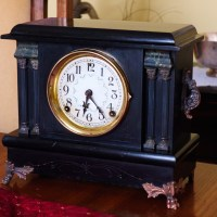 Sessions Raven clock