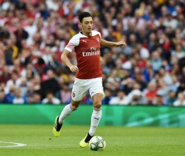 Mesut Ozil Will Reportedly Be Unavailable For Arsenals Premier League Encounter With West Ham United Today Due To An Illness