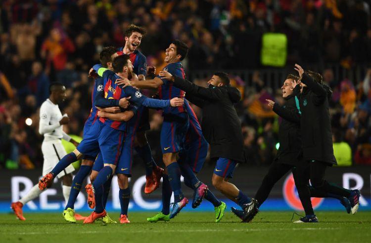 Remembering Barcelona's magical comeback vs PSG - ronaldo.com