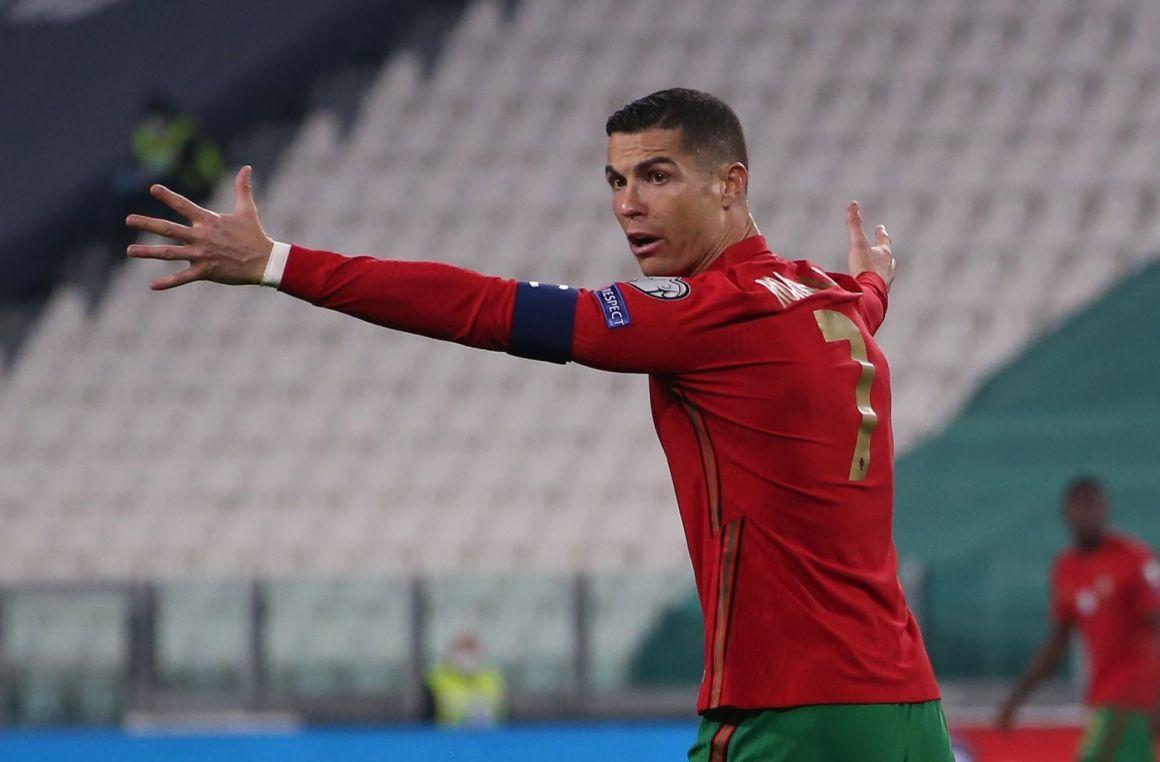 Ronaldo's left-footed strike to double Portugal's lead - ronaldo.com
