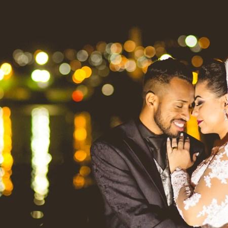 Cerimônia Casamento Karine e Victor - ARES São Gonçalo