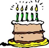 Don't birthdays burn you up?:-)