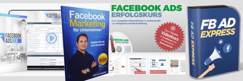 Hilfen bei der Erstellung von Facebook Ads