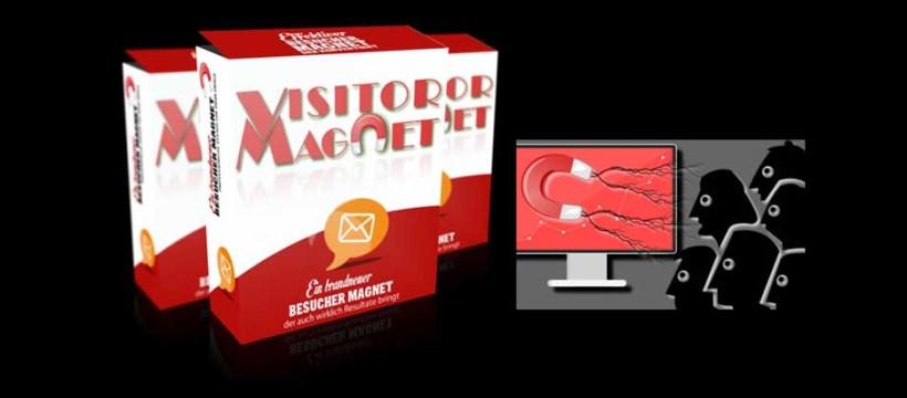 """""""Visitor Magnet"""" hält Besucher länger auf der Website"""