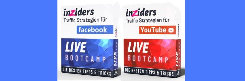Event im Mai 2021 zum Thema Traffic aus Facebook und YouTube