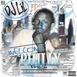 DJ LIL - WELCOME 2 PHILLY COVER