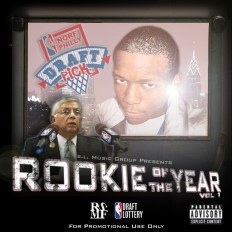 DRAFT PIC - ROOKIE OF THE YEAR COVER