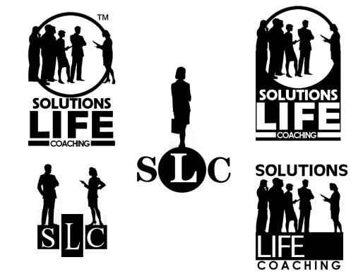 SOLUTIONS LIFE COACHING LOGOS