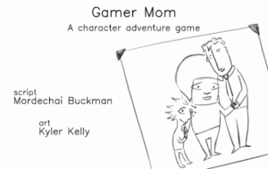 Gamer Mom de Buchman & Kelly
