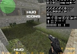 HUD video game