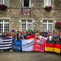 """Rotary. 30 jeunes """"inbounds"""" de 14 nationalités"""
